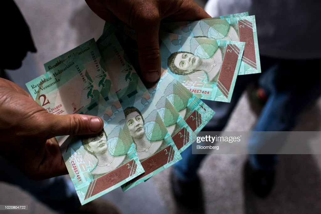IMG VENEZUELA NEW CURRENCY NOTES
