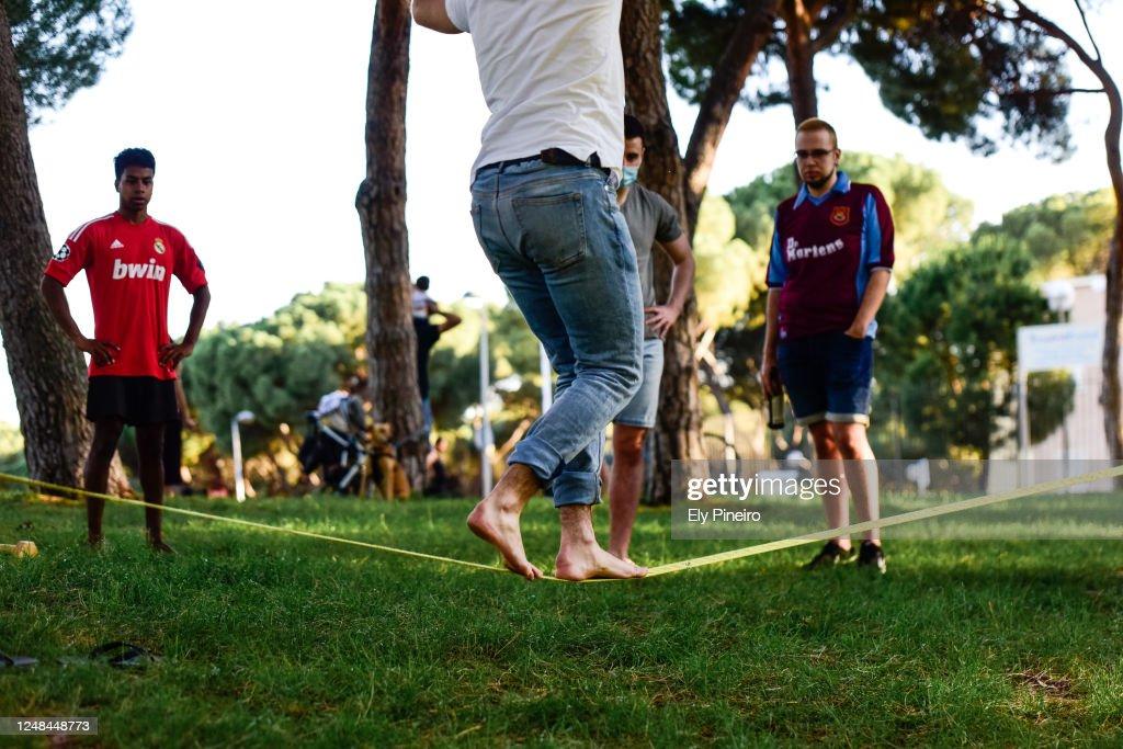 Spikeball at Golden Gate Park | Gabe Nicholas | Flickr