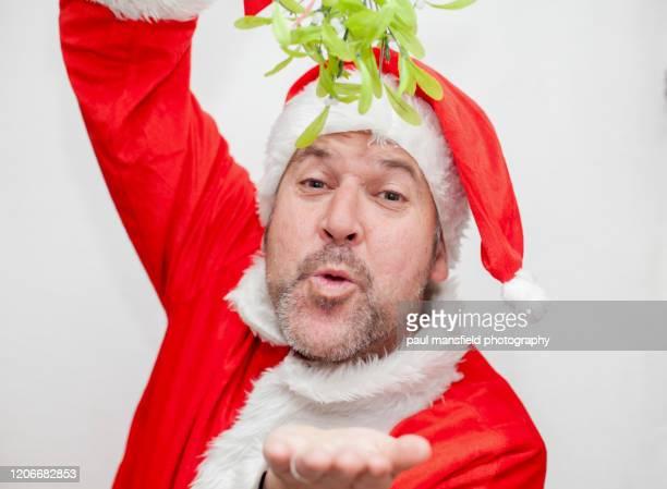 Merry Christmas Mansfield Town Fan Santa Hat