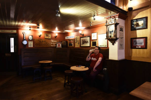 GBR: Hugs And Pubs Back On Menu After Latest Lockdown Easing