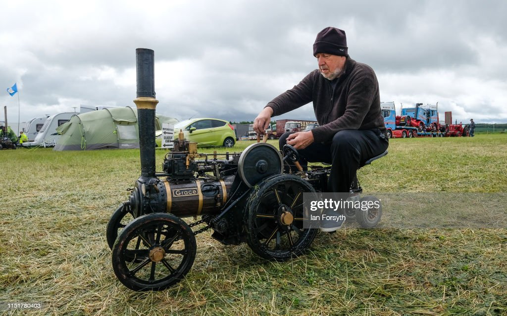 GBR: Castle Howard Traction Engine Rally
