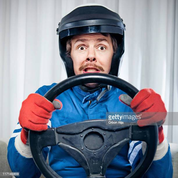 man driving - motorsport stock pictures, royalty-free photos & images