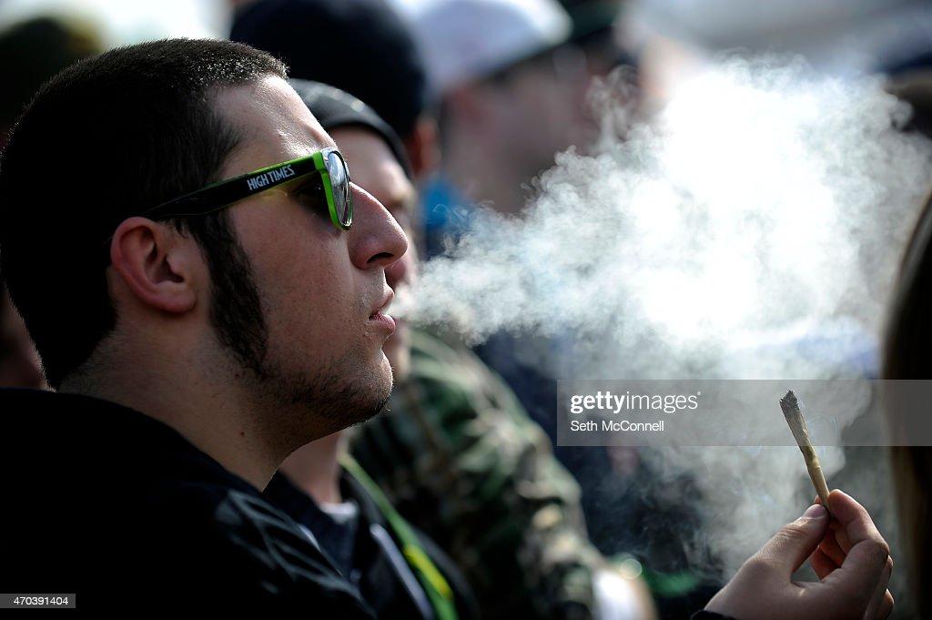 High Times Denver Cannabis Cup : News Photo