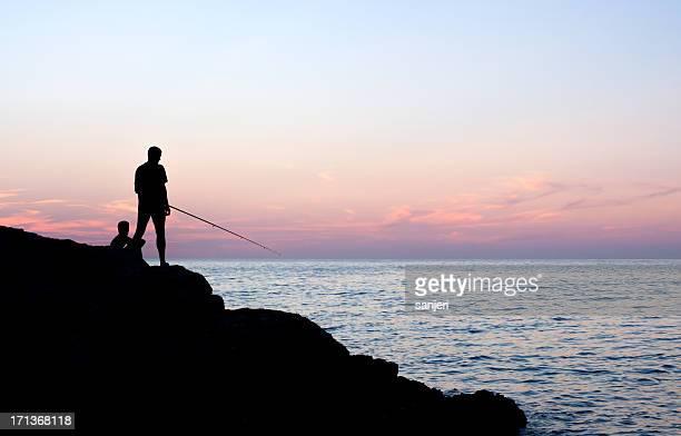 Homme de pêche