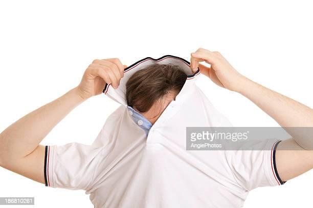 homme se vêtir - polo t shirt photos et images de collection