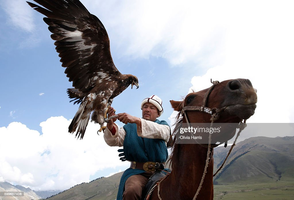 The 2016 World Nomad Games : News Photo