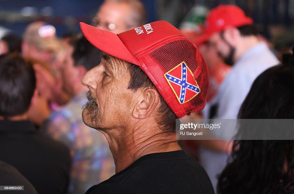Trump rally in Colorado : News Photo