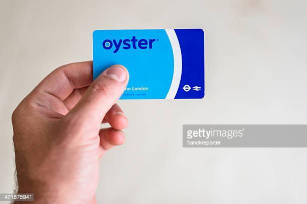 141 Photos Et Images De Oyster Card Getty Images
