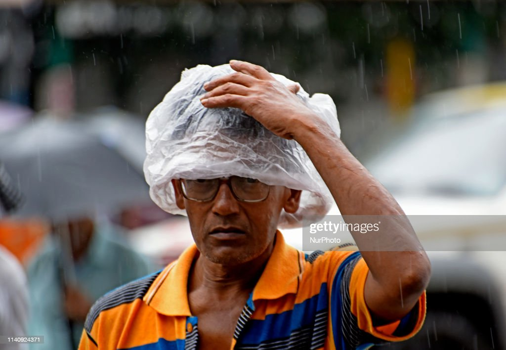 Cyclone Fani Hits India : News Photo
