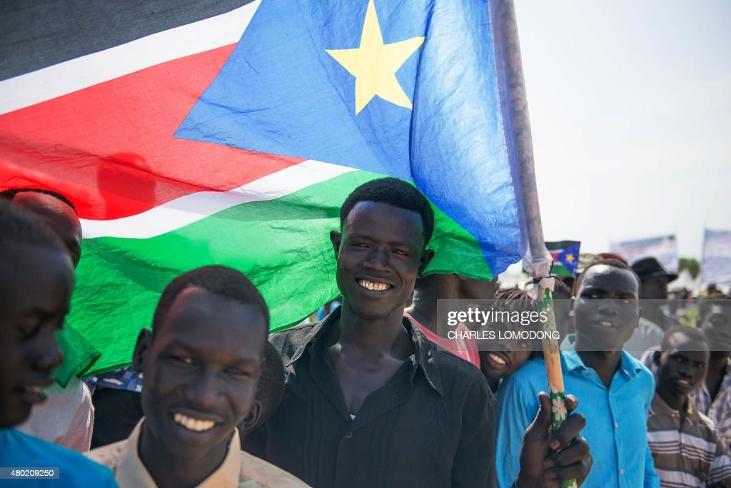 SSUDAN-INDEPENDENCE-DAY : News Photo