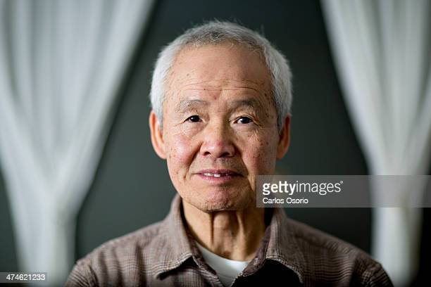 TORONTO ON FEBRUARY 21 Man Hong Chang 74 year old former Ontario Hydro mechanic who was exposed to Asbestos 20 years ago and diagnosed with...