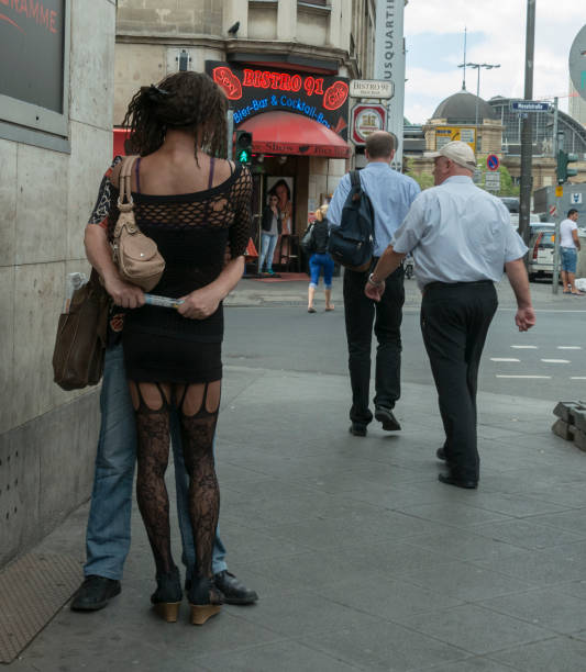 Germany - Prostitution In Frankfurt Pictures