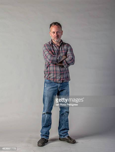man in jeans - white pants stock pictures, royalty-free photos & images