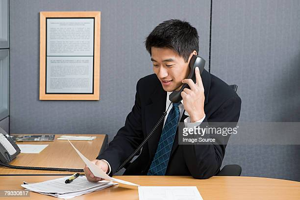 man in office - salesman stock photos and pictures