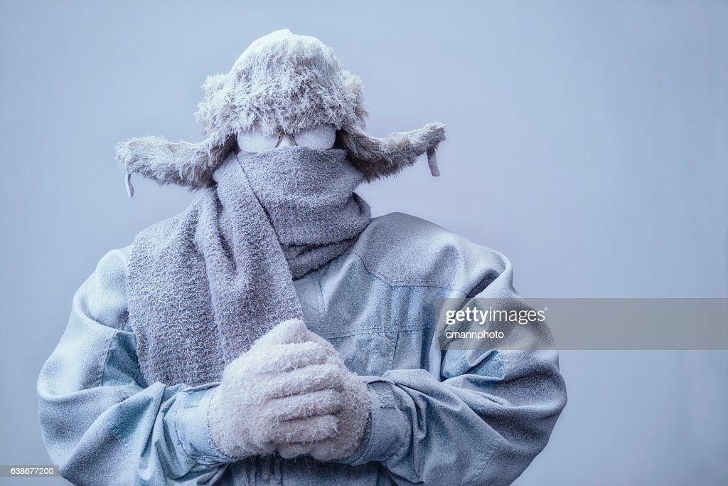 frozen stock photos and pictures