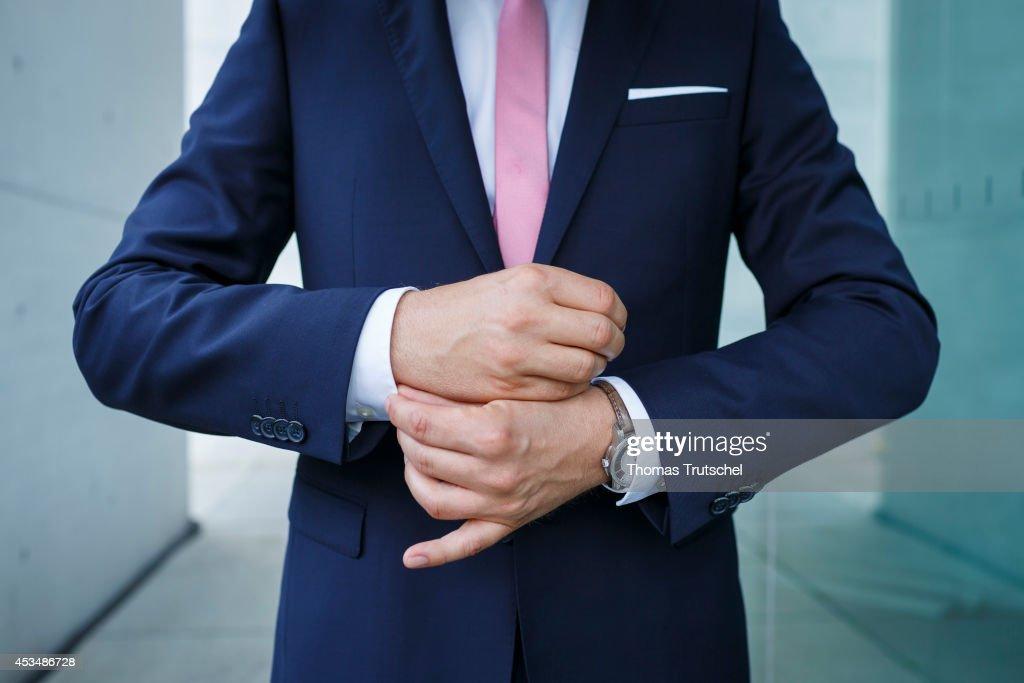 Wristbands : News Photo