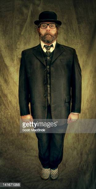 man in suit and glasses - scott macbride stock pictures, royalty-free photos & images