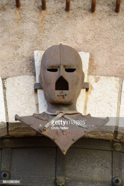 Man in the Iron Masque, on the Tour du Masque (c12th), Cannes