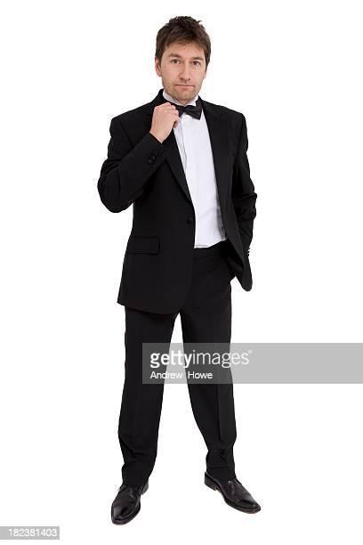 man in tuxedo - tuxedo stock pictures, royalty-free photos & images
