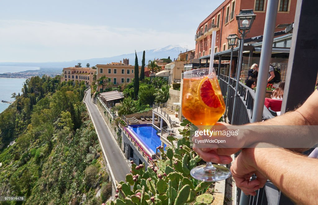 Places To Visit - Sicily : News Photo