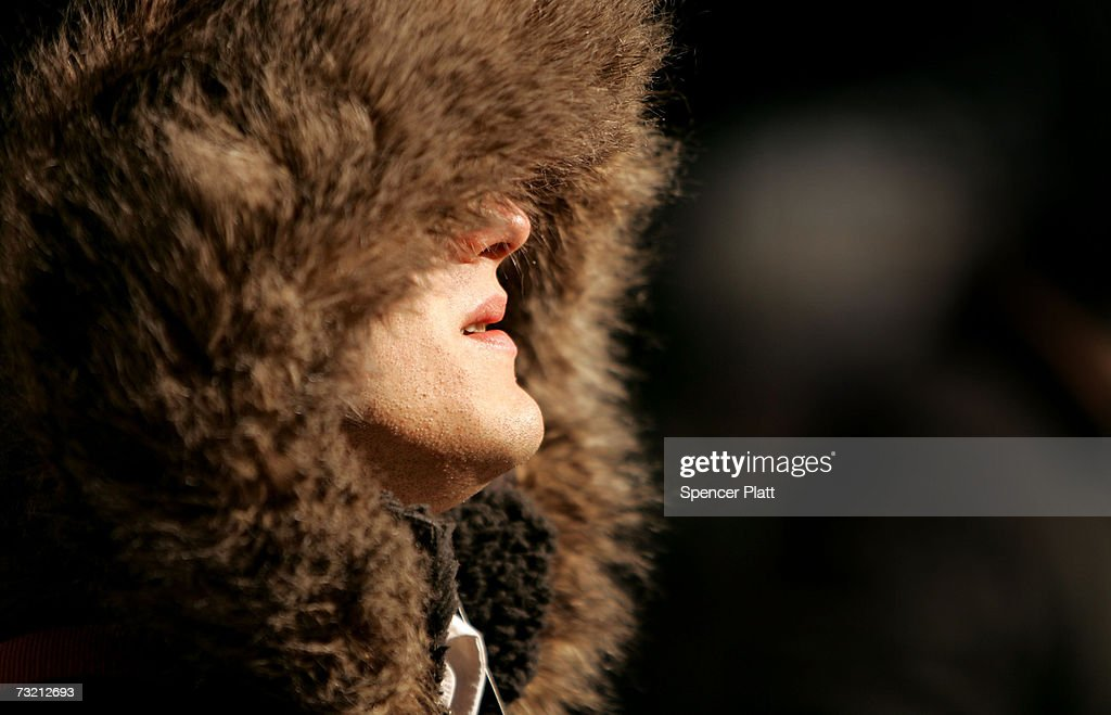 Arctic Air Mass Brings Deep Freeze To Midwest, Northeast : News Photo