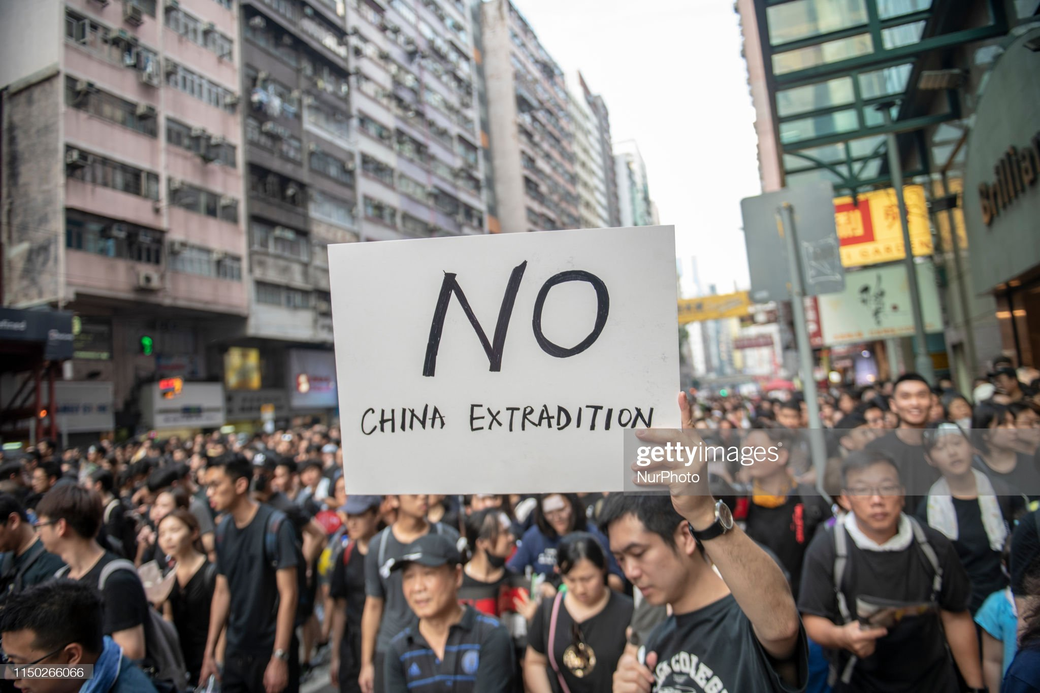 Hong Kong Braces for New Protests as Extradition Bill Suspended : News Photo