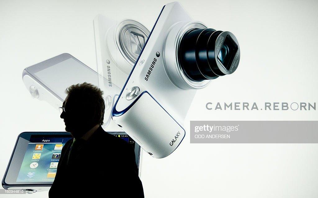GERMANY-FAIR-PHOTOGRAPHY-PHOTOKINA : News Photo