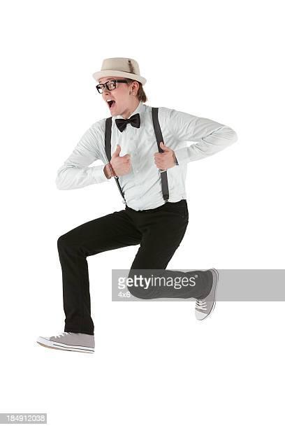 Homem Saltar