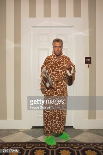 Man Locked Out Of Hotel Room High-Res Stock Photo - Getty ...