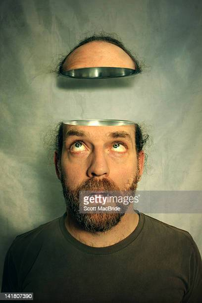man looking up - scott macbride stock pictures, royalty-free photos & images