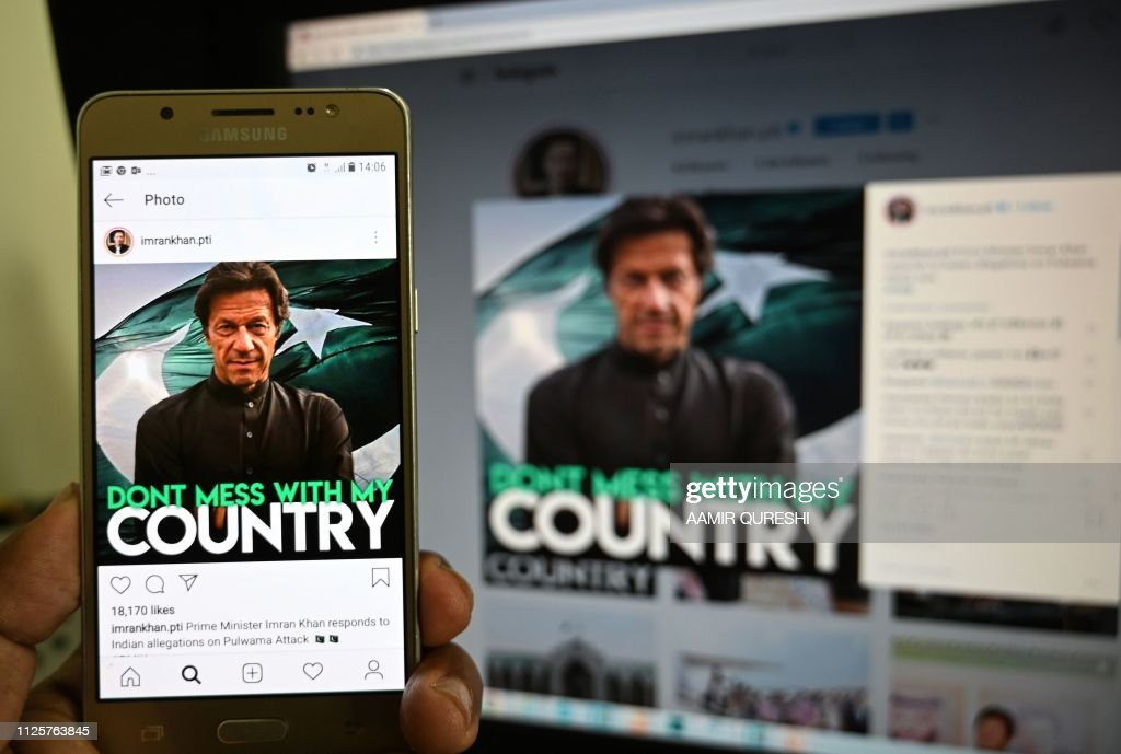 PAKISTAN-INDIA-DIPLOMACY-KASHMIR : News Photo