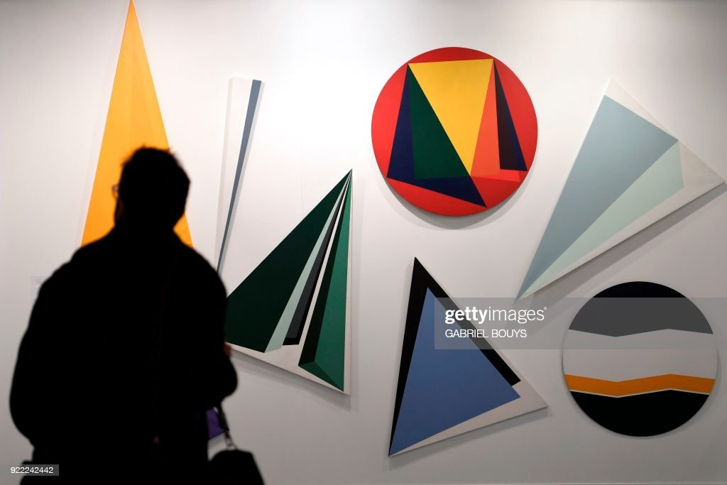 SPAIN-ART-ARCO : News Photo