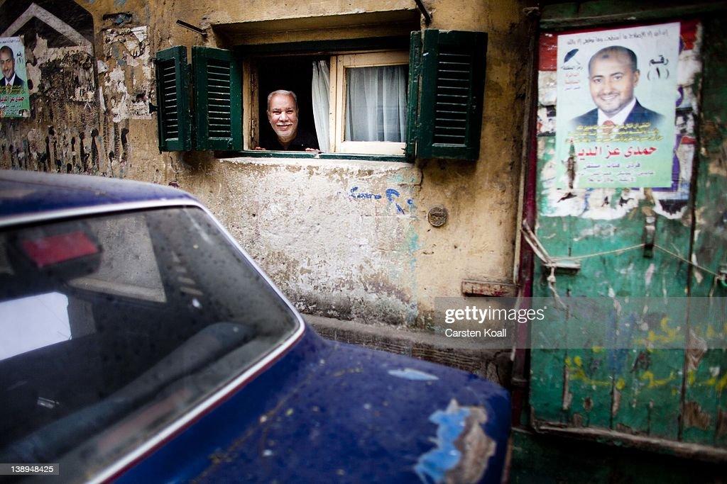 Cairo Clashes Impact City's Tourist Trade : News Photo