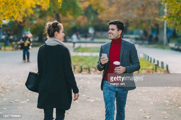 man losing mind on seeing an attractive woman - moving past stock pictures, royalty-free photos & images