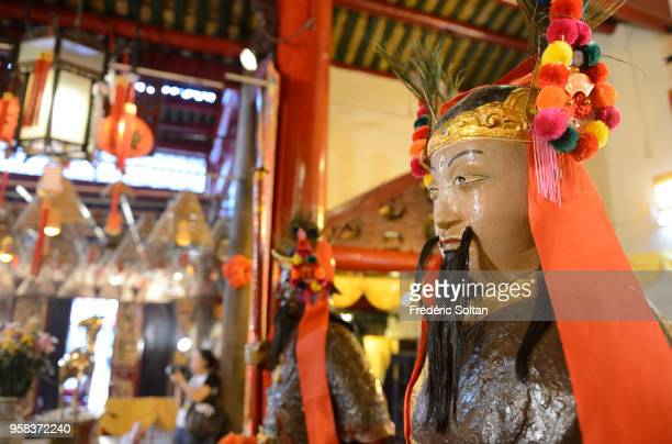 Man Mo Temple in Hong Kong A Man Mo Temple or Man Mo Miu is a temple for the worship of the civil or literature god Man Tai/Man Cheong and the...