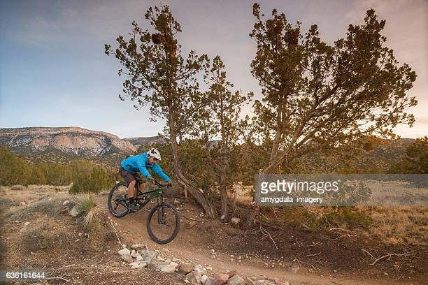 man nature mountain biking inspiration