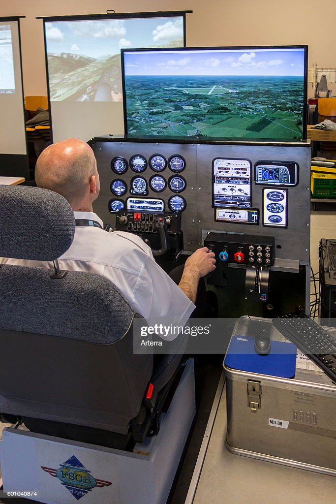 Amateur flight simulators photos 587