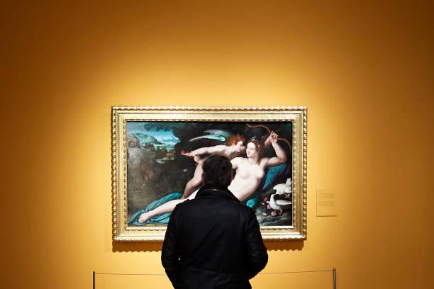 ESP: First Temporary Exhibition Of 2021 At El Prado Museum