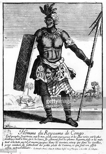 Man of the kingdom of Congo