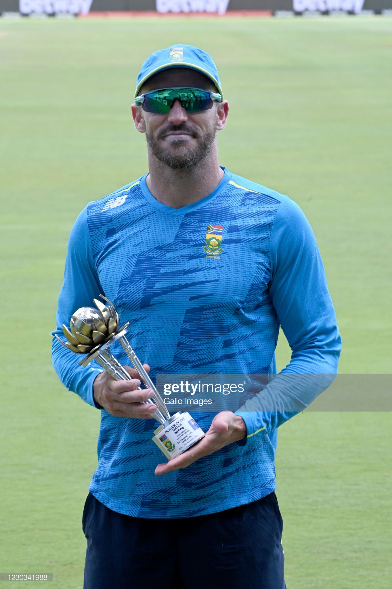 South Africa v Sri Lanka - First Test Day 4 : News Photo