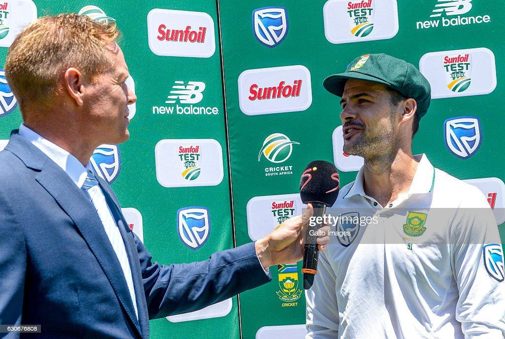 South Africa v Sri Lanka - 1st Test