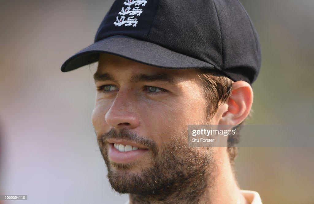 Sri Lanka v England: Third Test - Day Four : News Photo