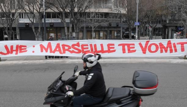 FRA: Olympique Marseille v Stade Rennes - Ligue 1
