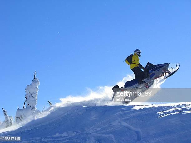 pular para snowmobile - snowmobiling - fotografias e filmes do acervo
