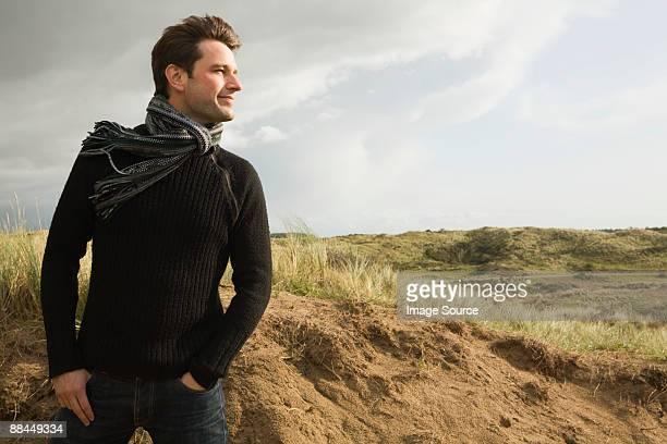Man outdoors