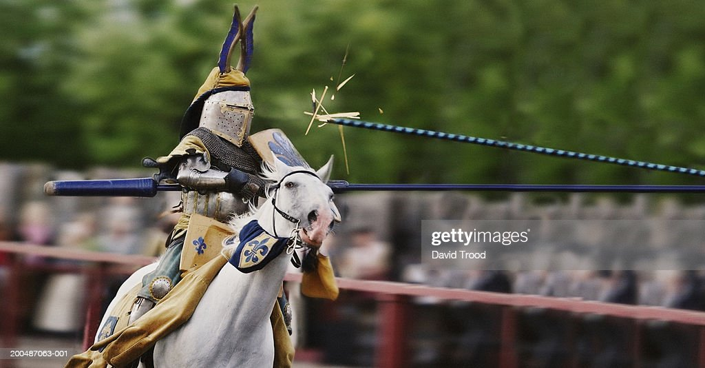jousting stock photos and pictures getty images