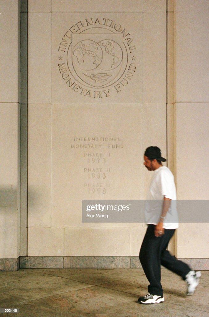 IMF Building in Washington, DC : Foto jornalística