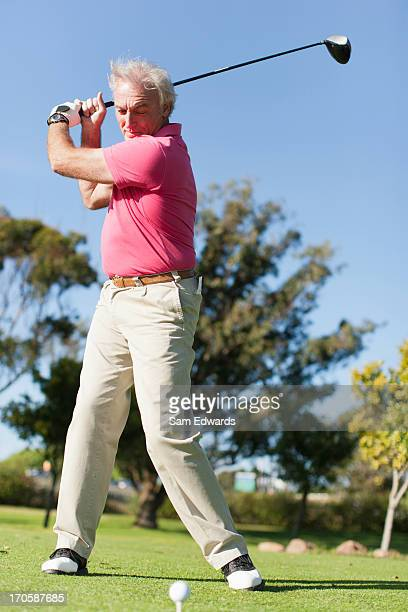 マンプレイーイングゴルフ
