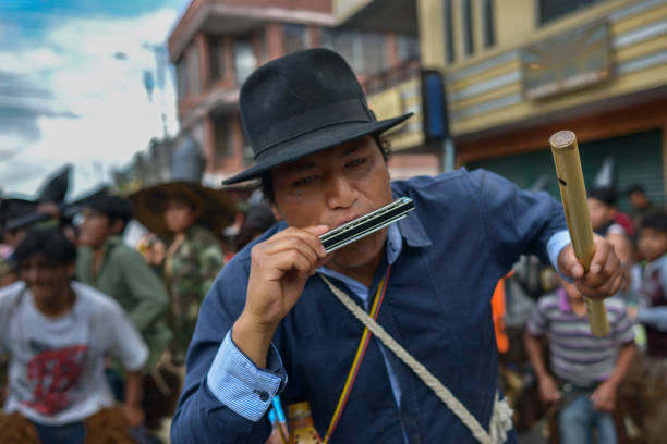 Image result for ecuadorian quechua hats