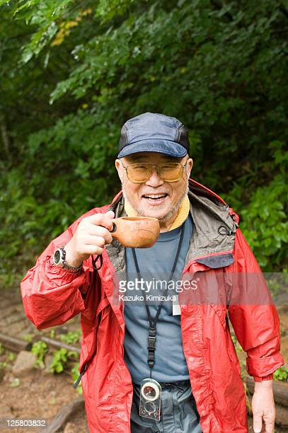 a man portrait,smiling - kazuko kimizuka stock pictures, royalty-free photos & images
